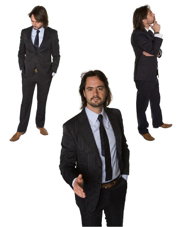 3 Businessman