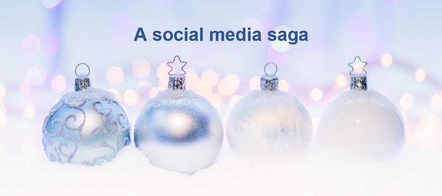 A social media saga
