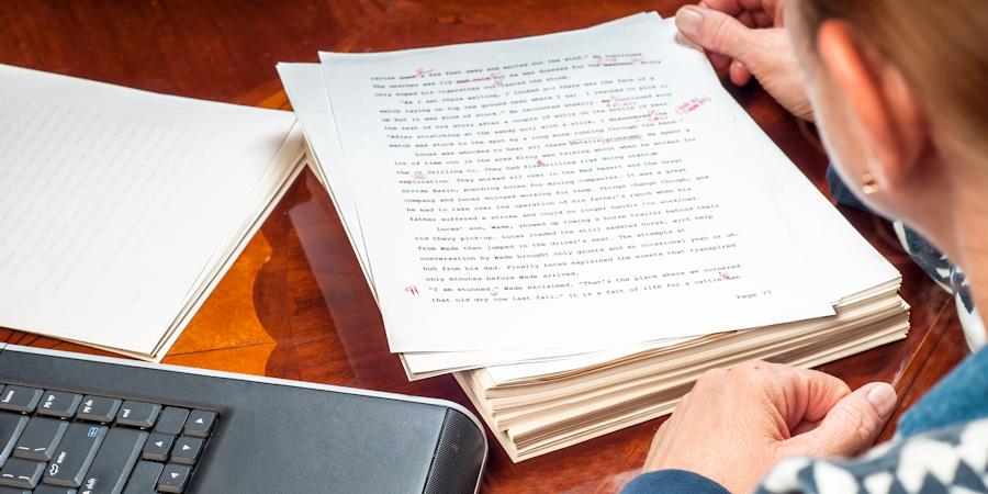 Do you need an editor?